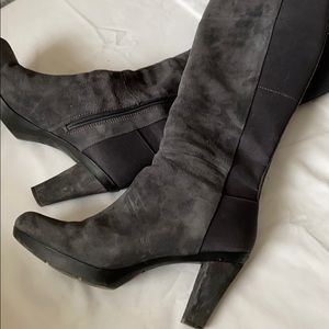 🎉50% OFF🎉 GEOX Respira knee high heel boot